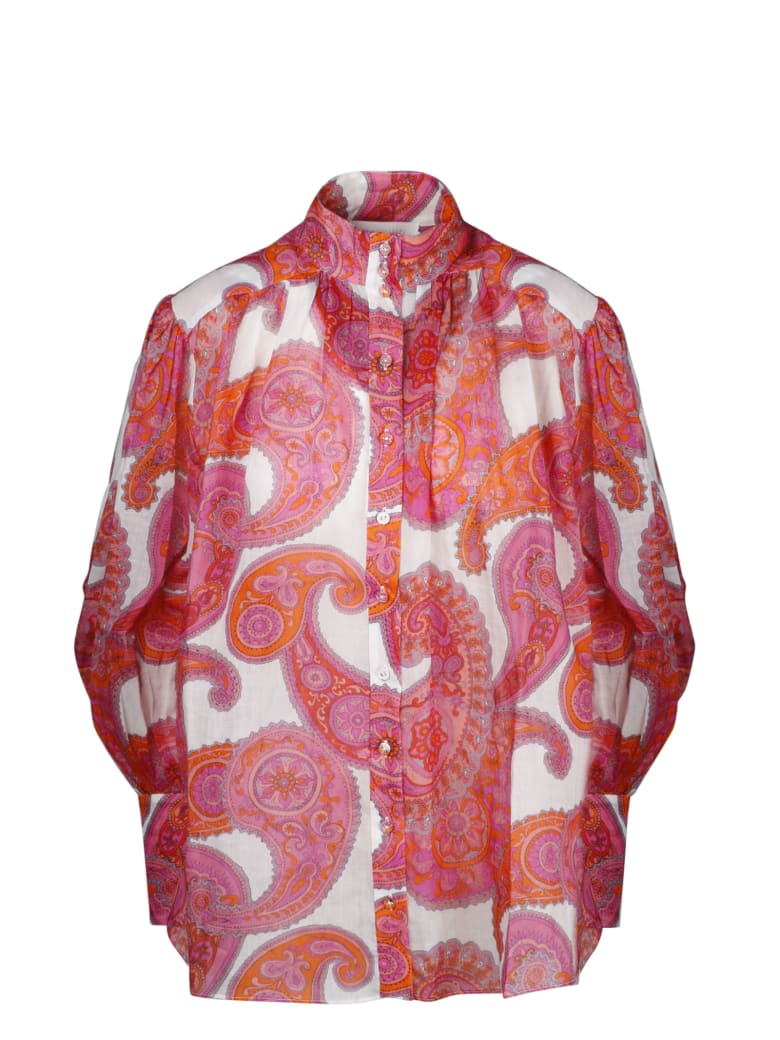 Zimmermann Shirt - Multicolour