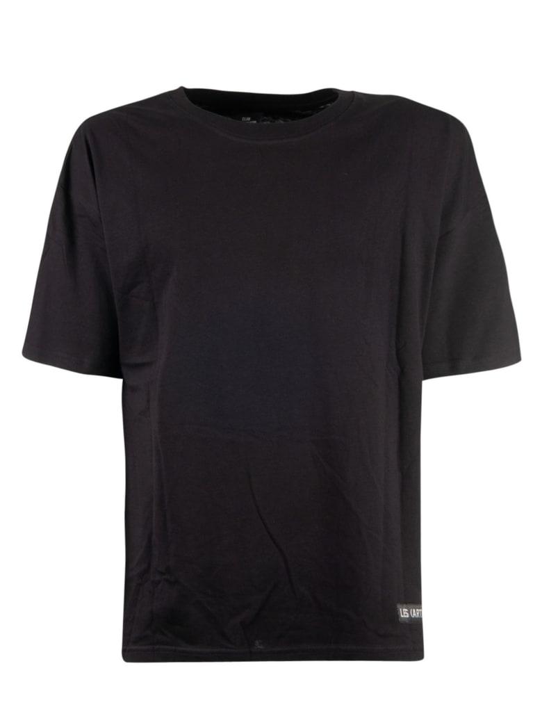Les Artists 2pac Print T-shirt - Black
