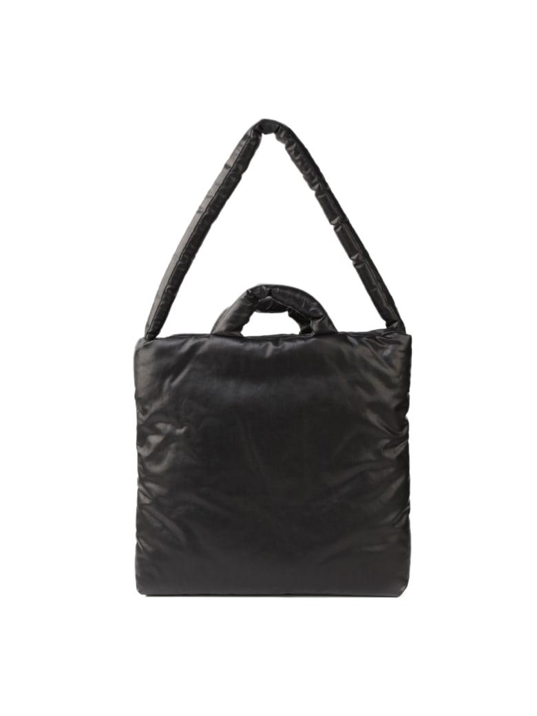 KASSL Editions Black Medium Oil Bag - Black