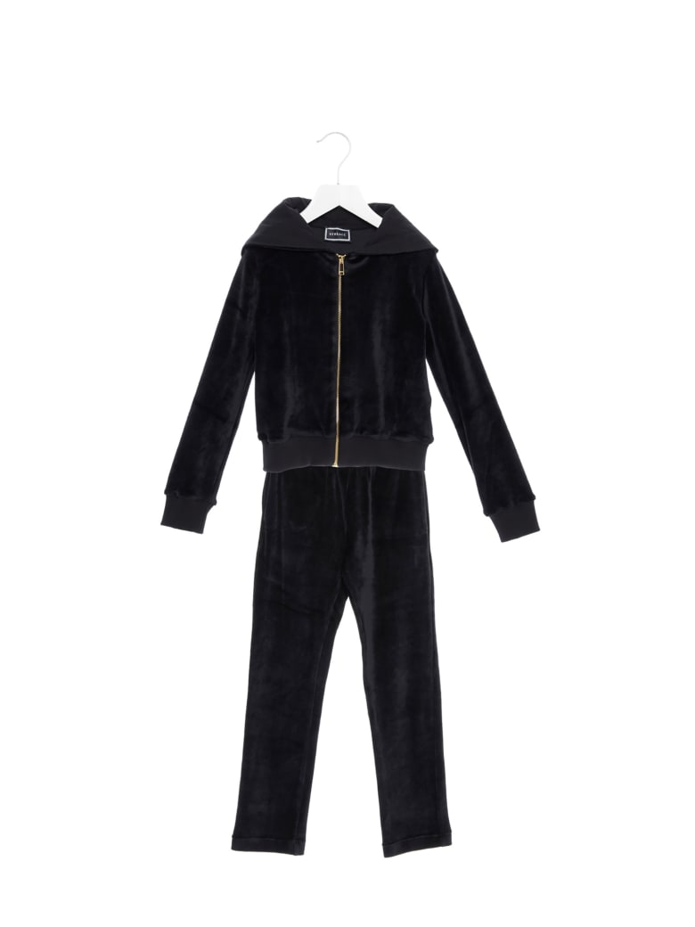 Young Versace Jumpsuits - Black
