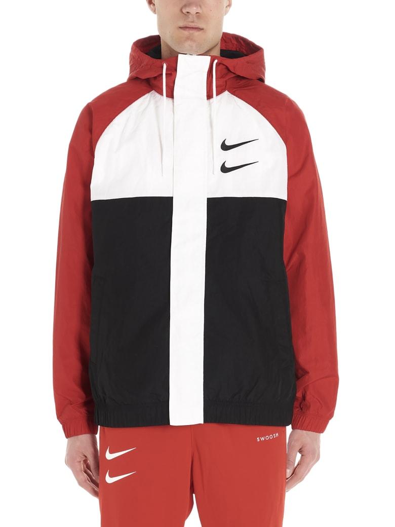 nike swoosh hoodies