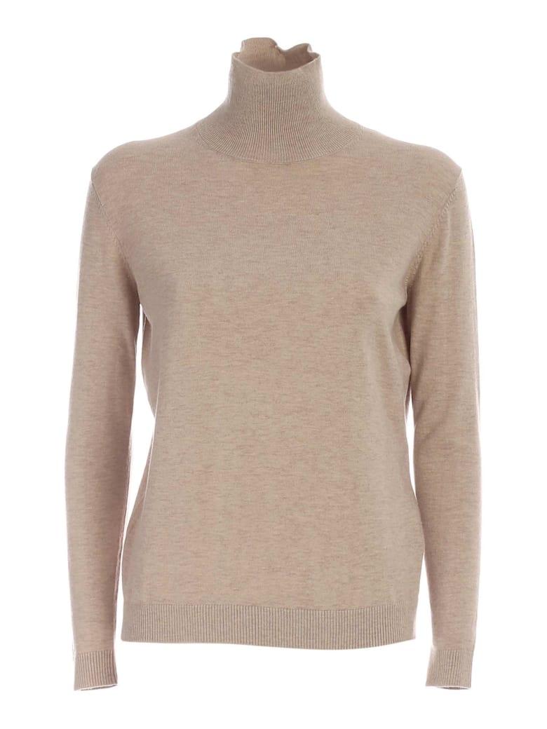 Weekend Max Mara Sweater - Camel