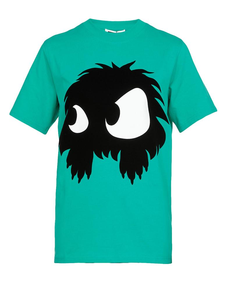 McQ Alexander McQueen Psycho Billy T-shirt - PURE JADE