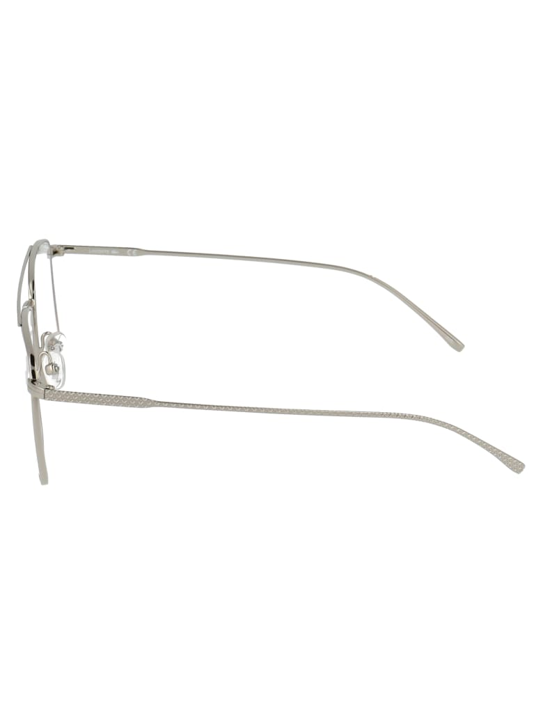 Lacoste L2504pc Sunglasses - 028 SILVER