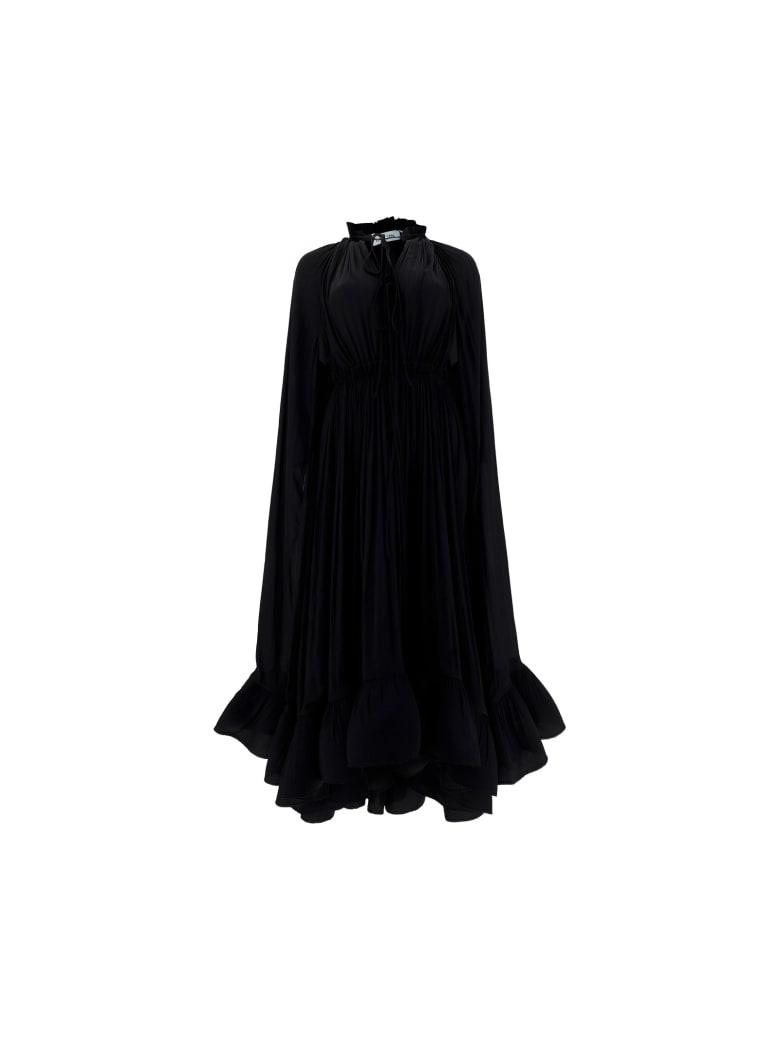 Lanvin Long Dress - Black