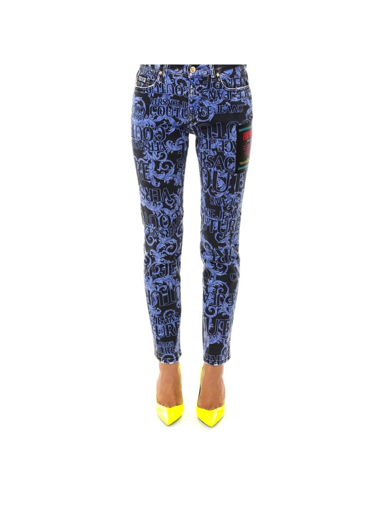 Versace Jeans Couture Trousers - Blue