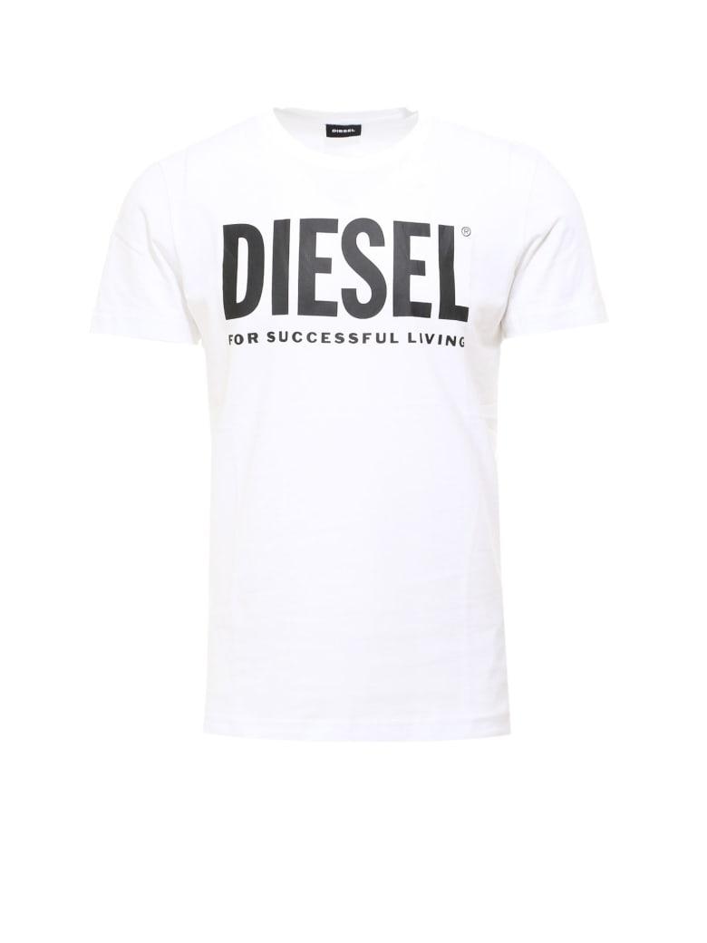 Diesel T-shirt - Bianco