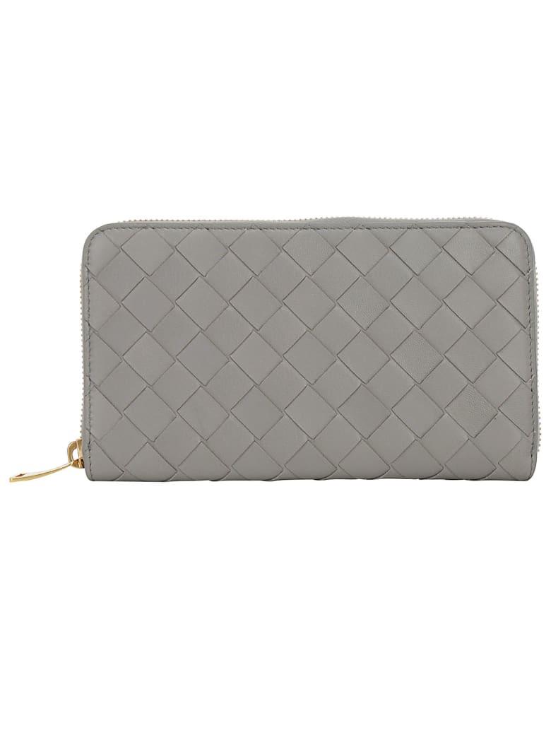 Bottega Veneta Wallet - Concrete
