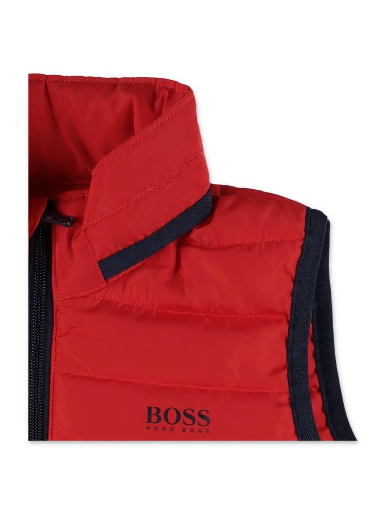 Hugo Boss Jacket - Rosso