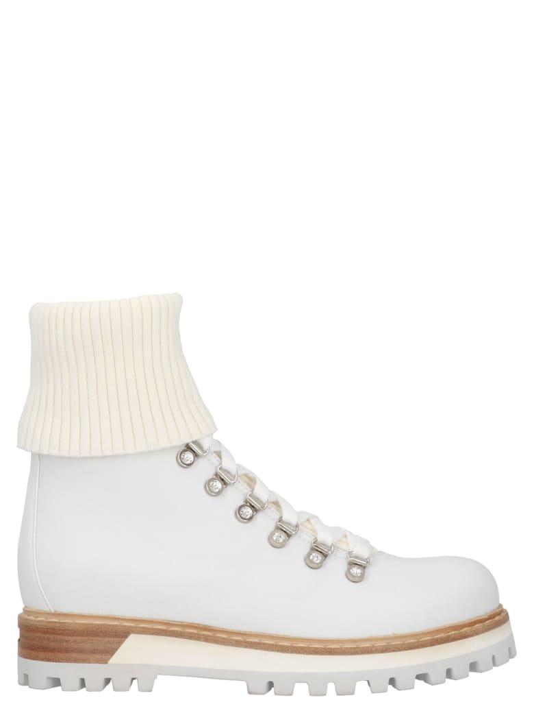Le Silla 'st.moritz' Shoes - White