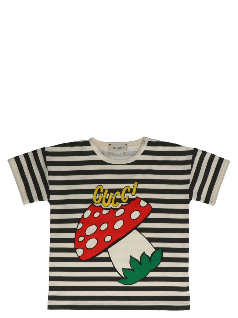 Gucci 'fungo' T-shirt - Multicolor