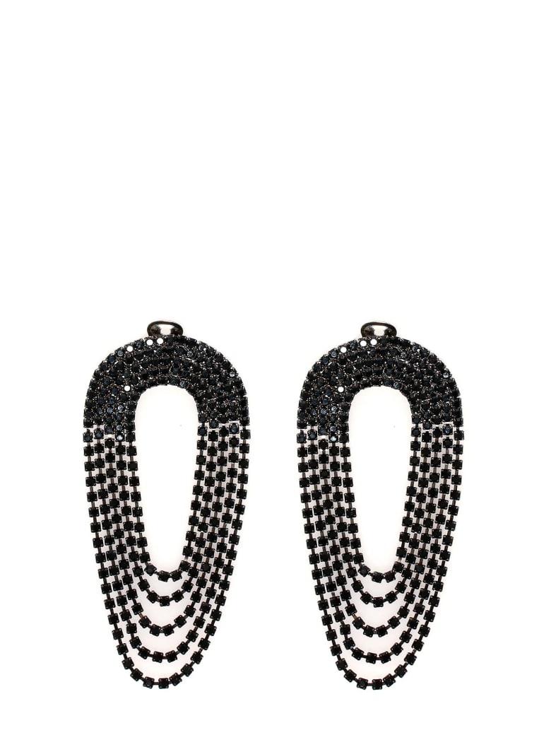 Silvia Gnecchi Liberty Earrings - Black