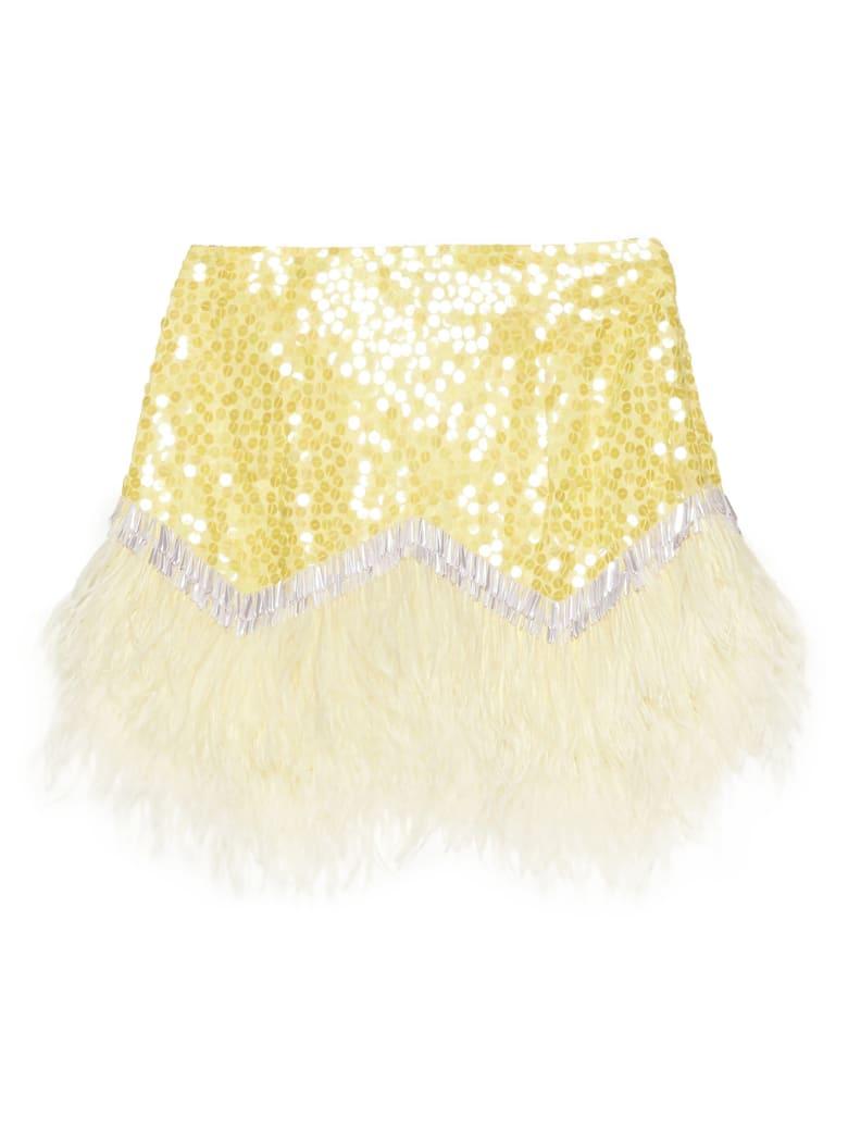 The Attico Skirt - Multicolor