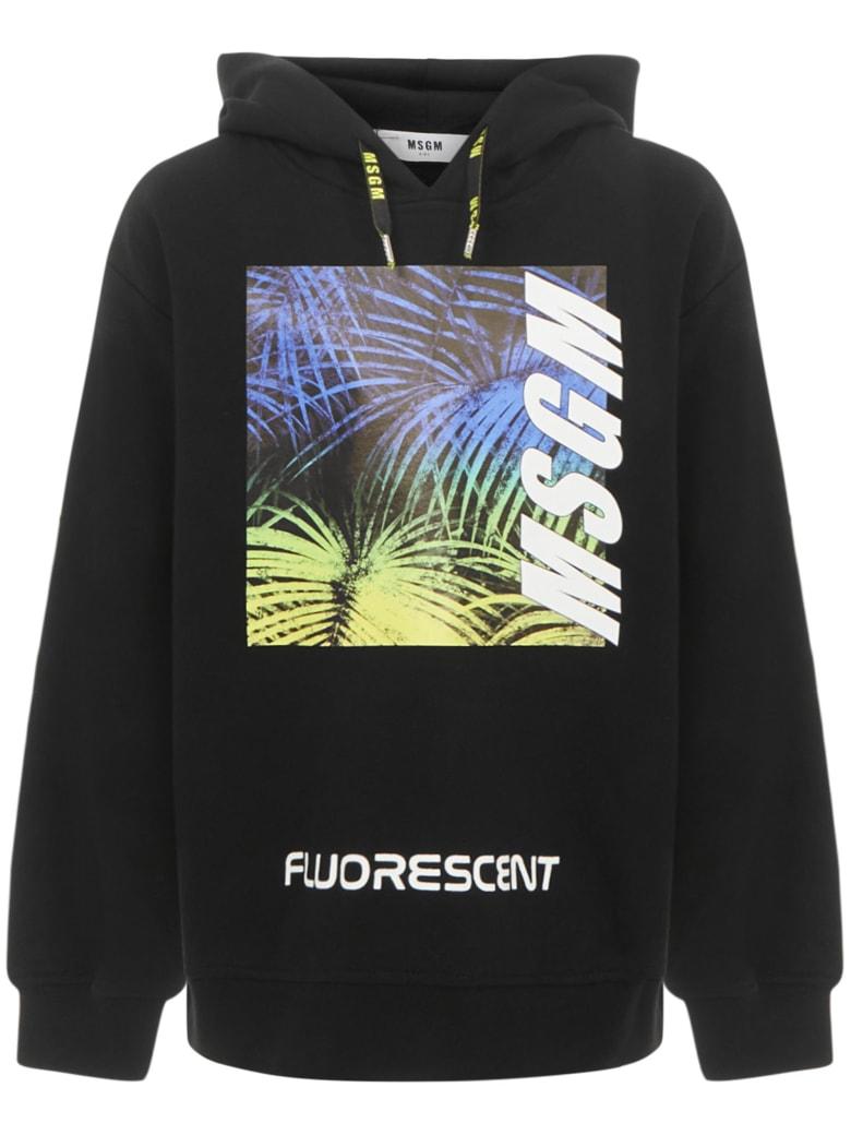 MSGM Kids Sweatshirt - Black