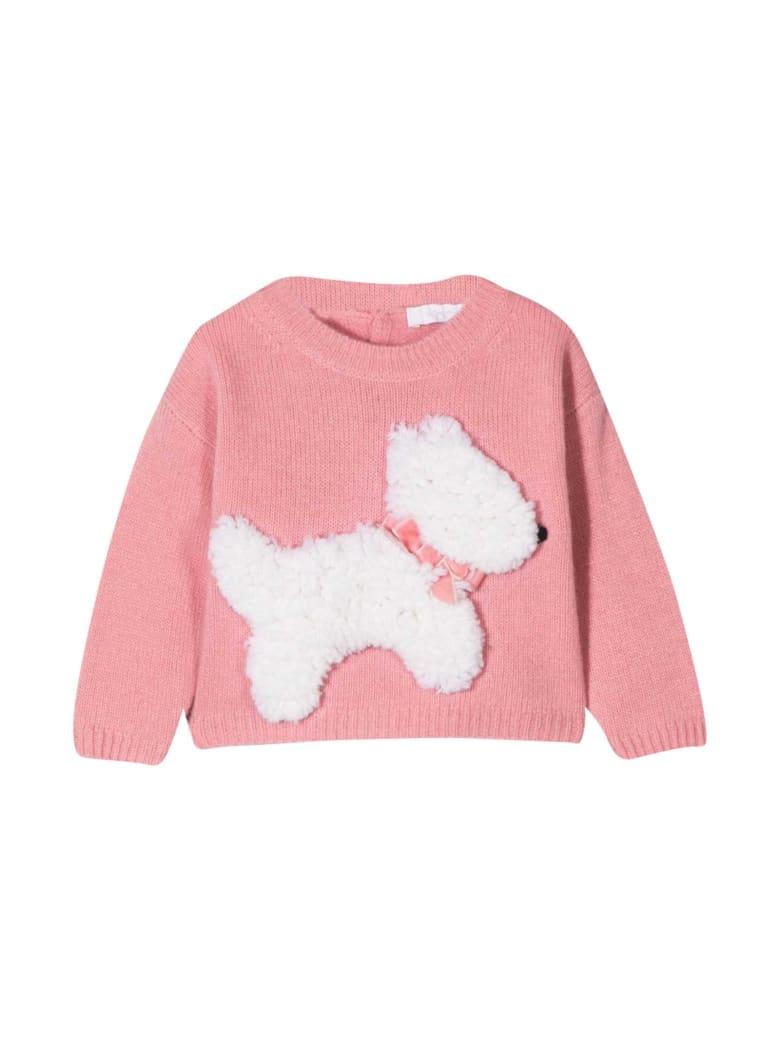 Il Gufo Pink Sweater - Rosa