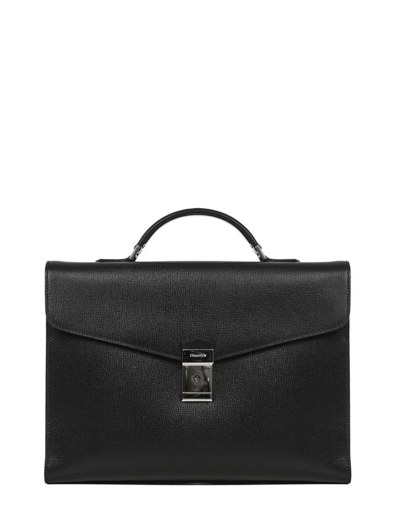 Church's Hand Bag Warwick - Black