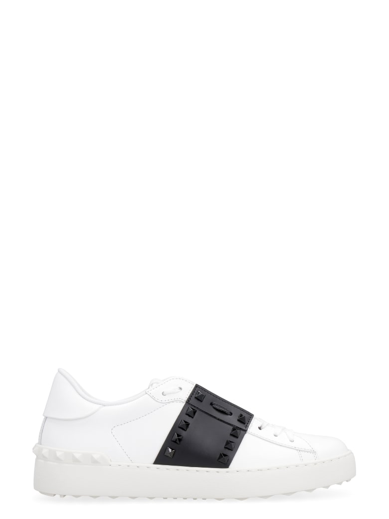 Valentino Valentino Garavani - Rockstud Untitled Low-top Sneakers - White