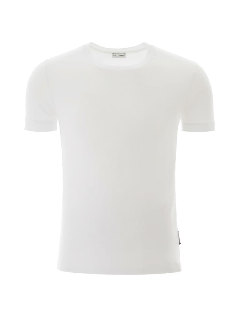 Dolce & Gabbana Cotton T-shirt - BIANCO OTTICO (White)