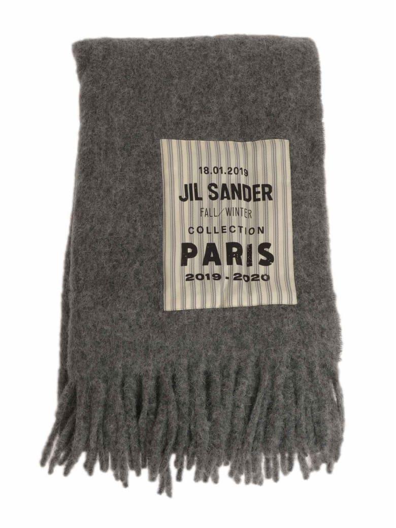 Jil Sander Scarf Jil Sander - Grey