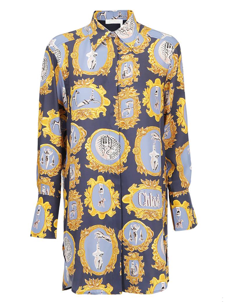 Chloé Chloè Shirt - Evening blue