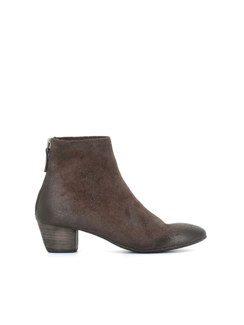 "Marsell Ankle Boots ""mw4481"" - Grey"
