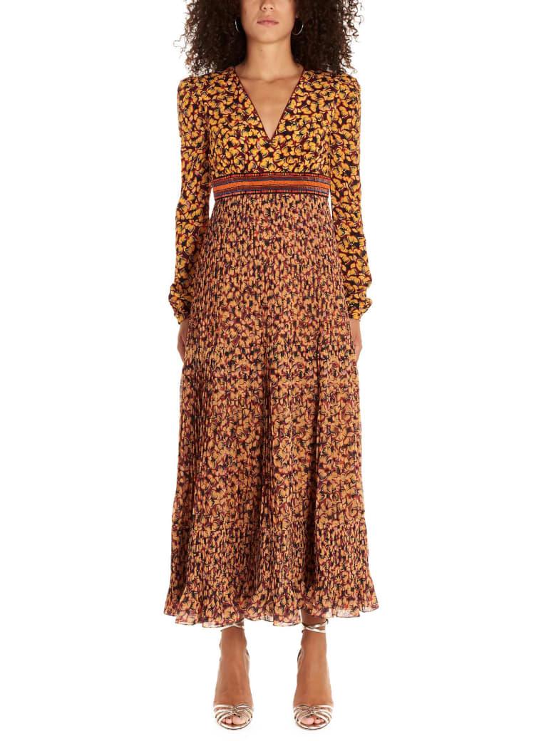 Saloni 'thalitha' Dress - Multicolor