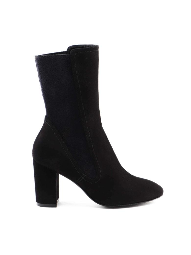 Stuart Weitzman Ankle Boot - Black