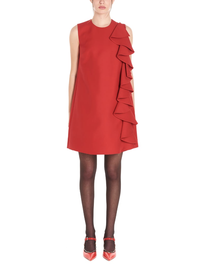 Valentino Dress - Red