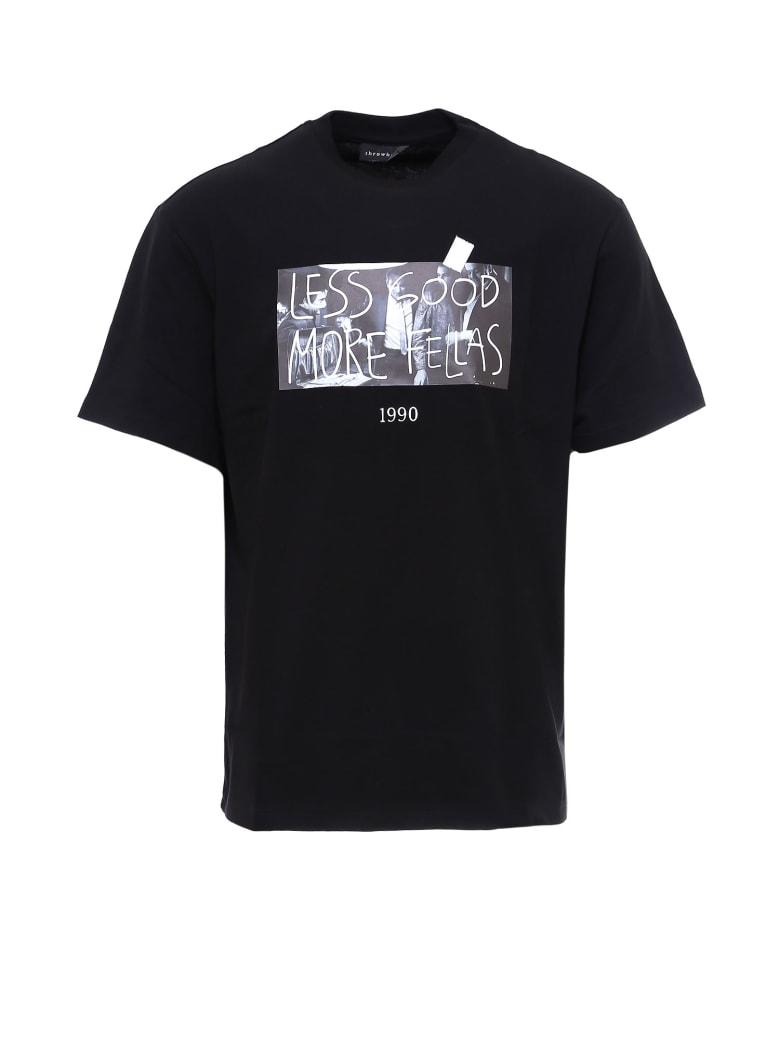 Throwback Italians T-shirt - Black