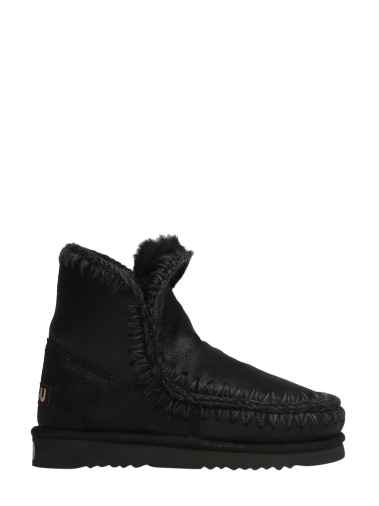 Mou Shoes - Black