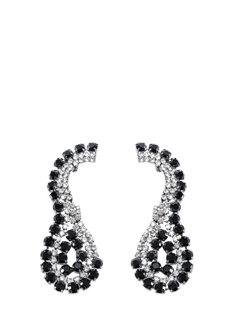Silvia Gnecchi Earrings - Black