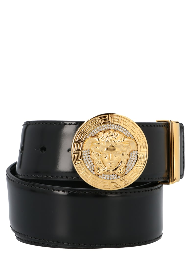 Versace Belt - Black