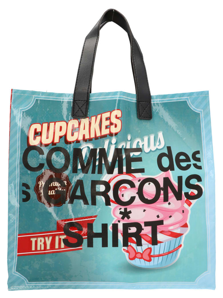 Comme des Garçons Shirt Bag - Multicolor
