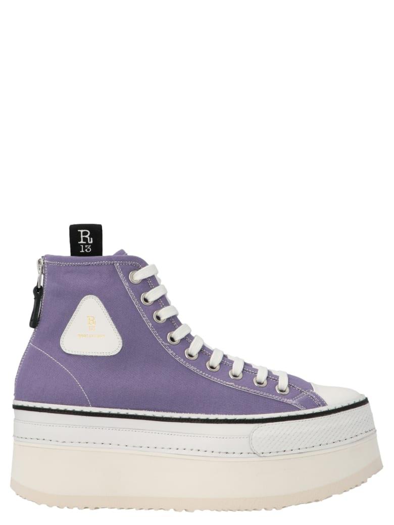 R13 Shoes - Blue