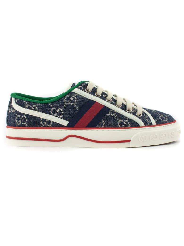 Gucci Gucci Tennis 1977 Sneaker - Denim
