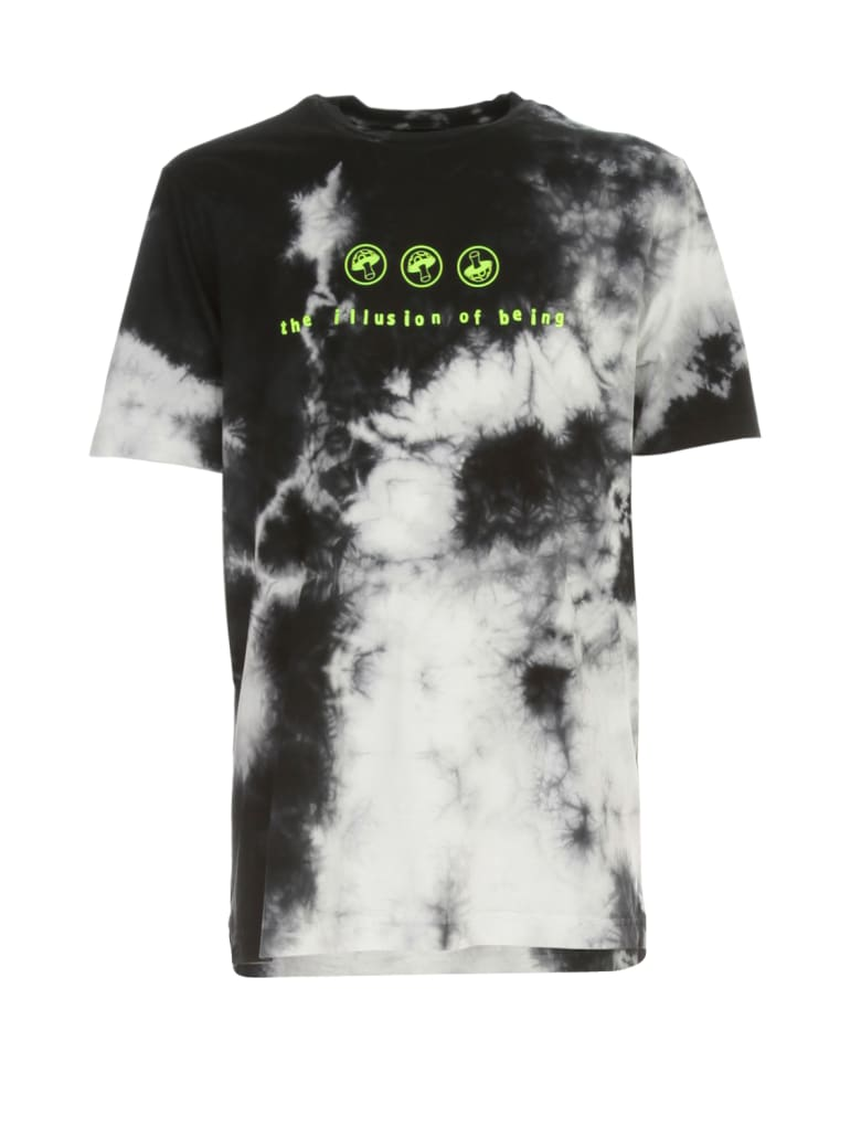 Diesel Just Slits Tie And Dye T-shirt - A