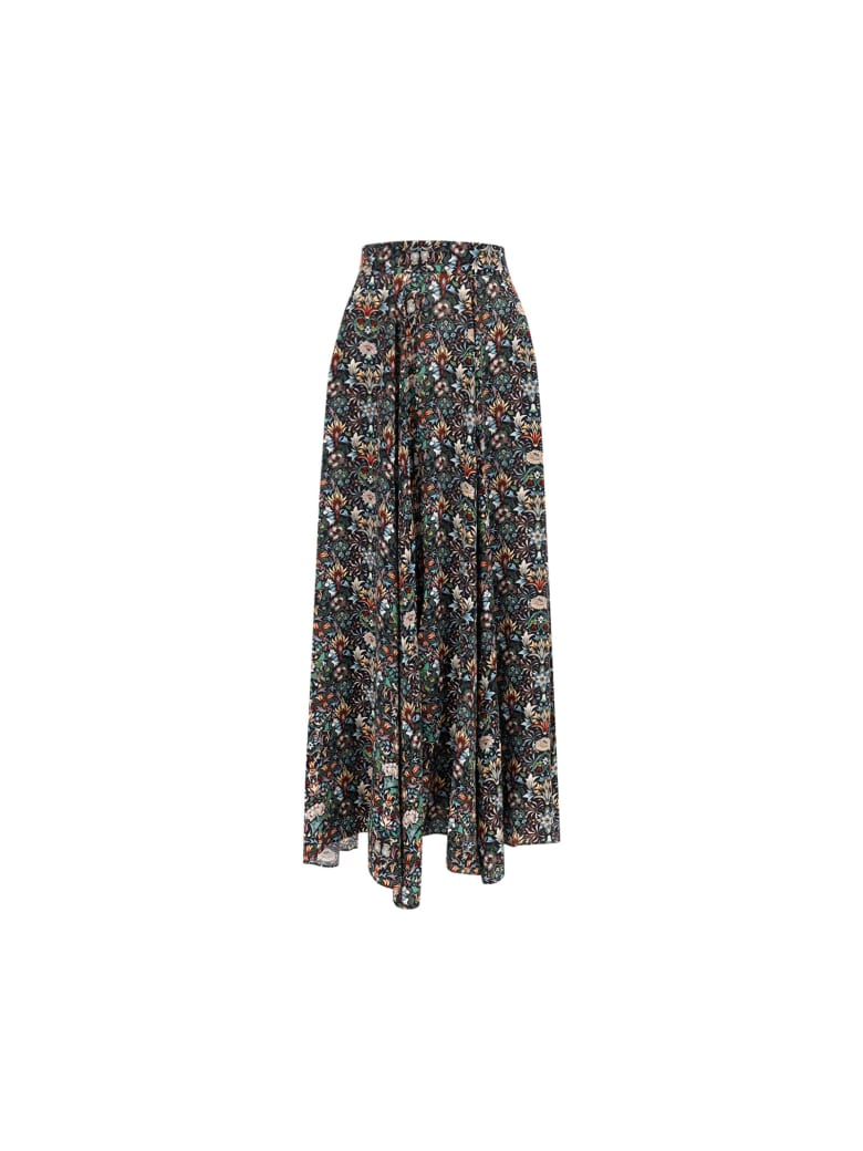 Zadig & Voltaire Parosh Joyo Kaleido Skirt - Black