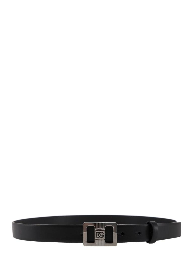 Dolce & Gabbana Belt - Black