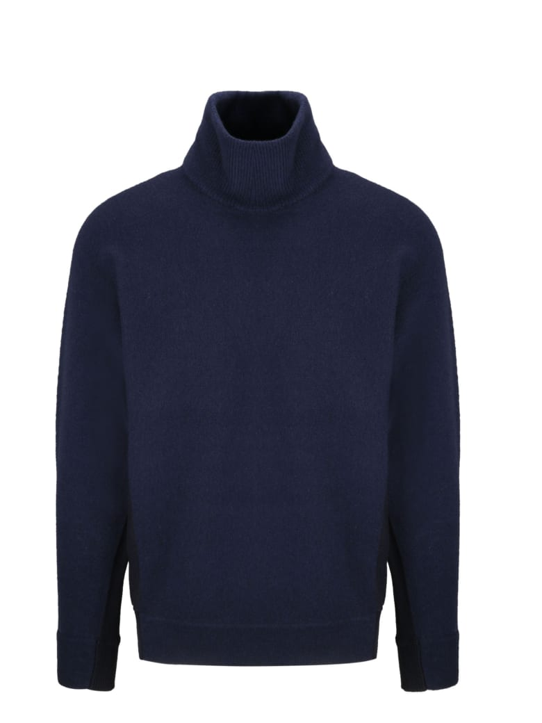 Stone Island Shadow Project Sweater - Blue