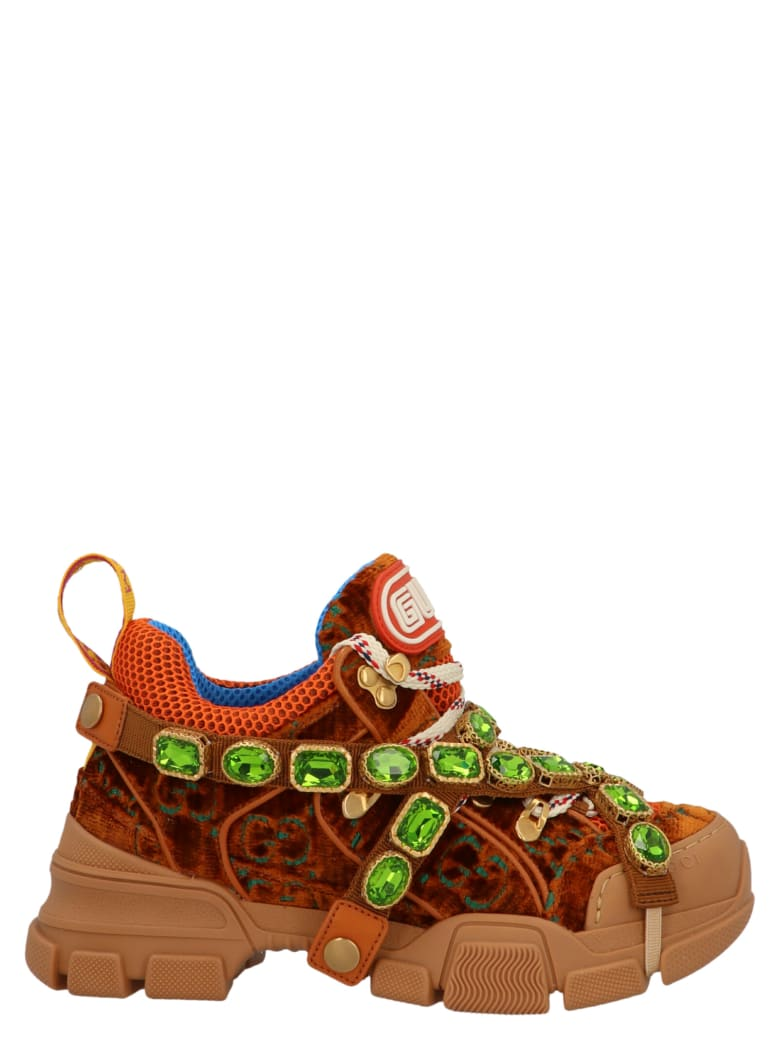 Gucci 'flashtrek' Shoes - Multicolor