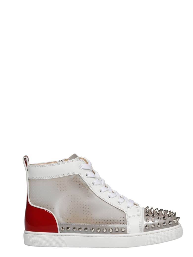Christian Louboutin Sosoxy Spikes High Sneakers - Multicolor