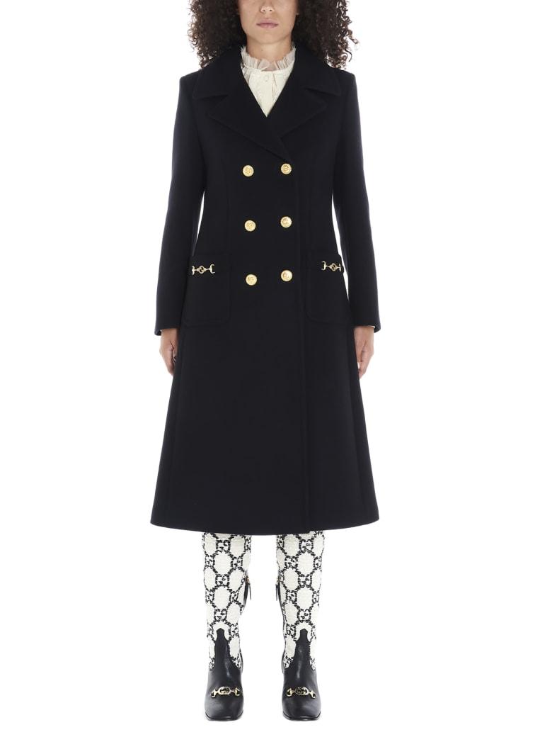 Gucci Coat - Black