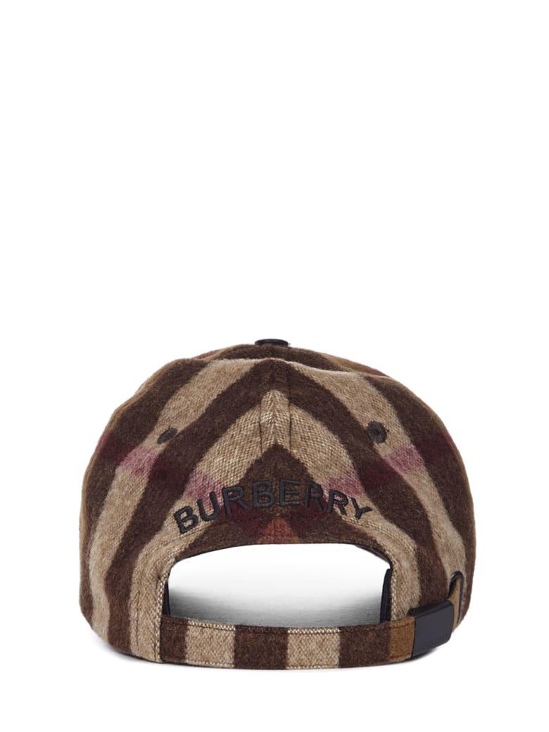 Burberry Cap - Brown