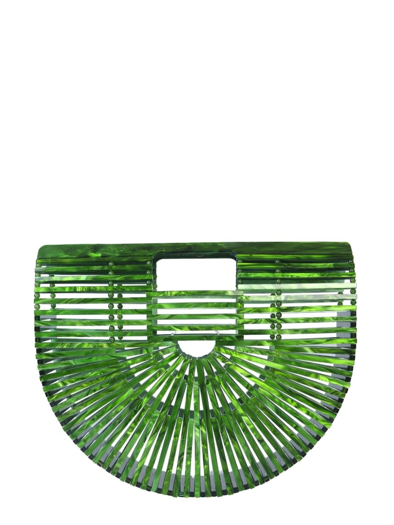 Cult Gaia Small Gaia's Ark Bag - VERDE