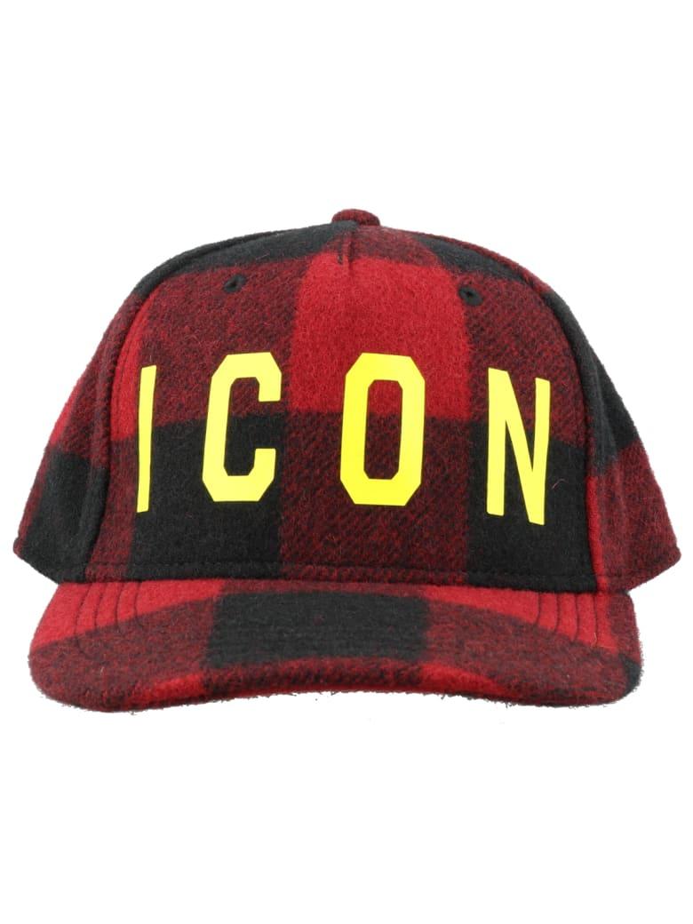 26f97a74e Dsquared2 Icon Baseball Cap