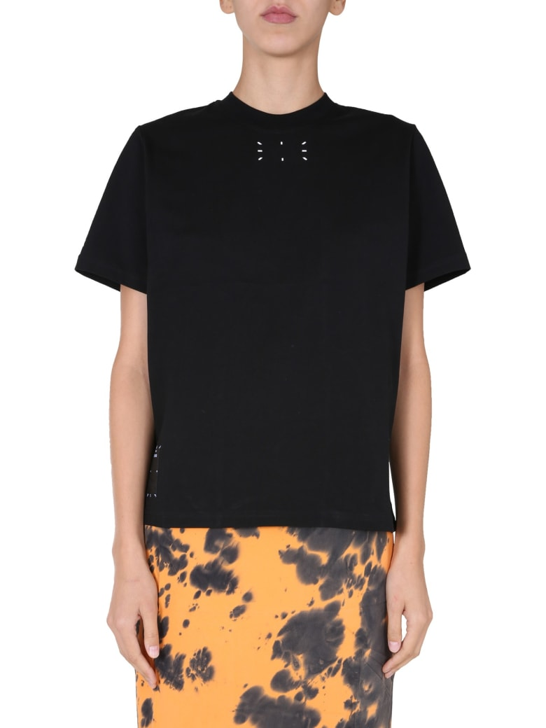 McQ Alexander McQueen Regular Fit T-shirt - NERO