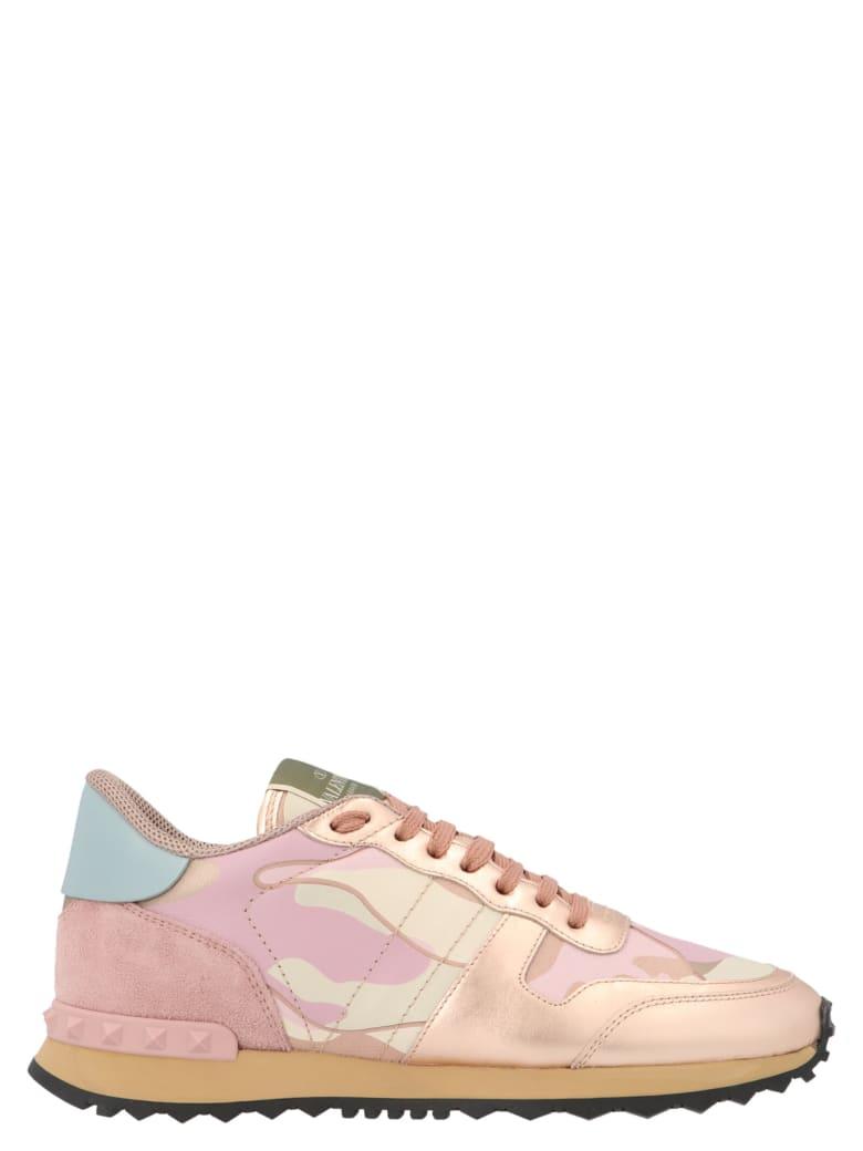 Valentino Garavani 'rockrunner' Shoes - Multicolor
