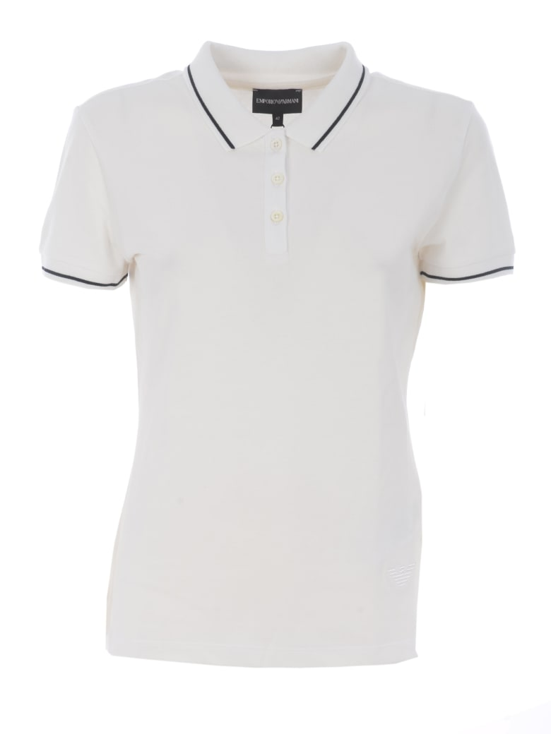 Emporio Armani Polo Shirt - Bianco