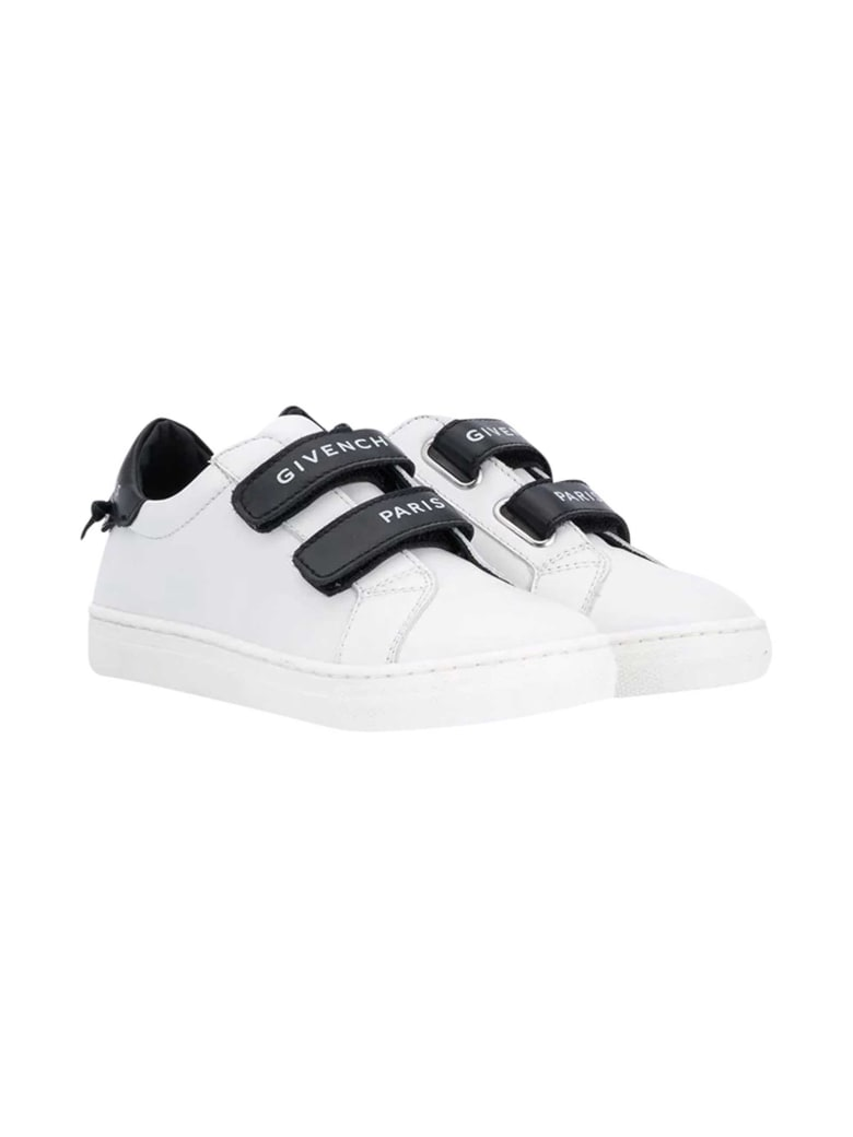 Givenchy White Sneakers - Bianca