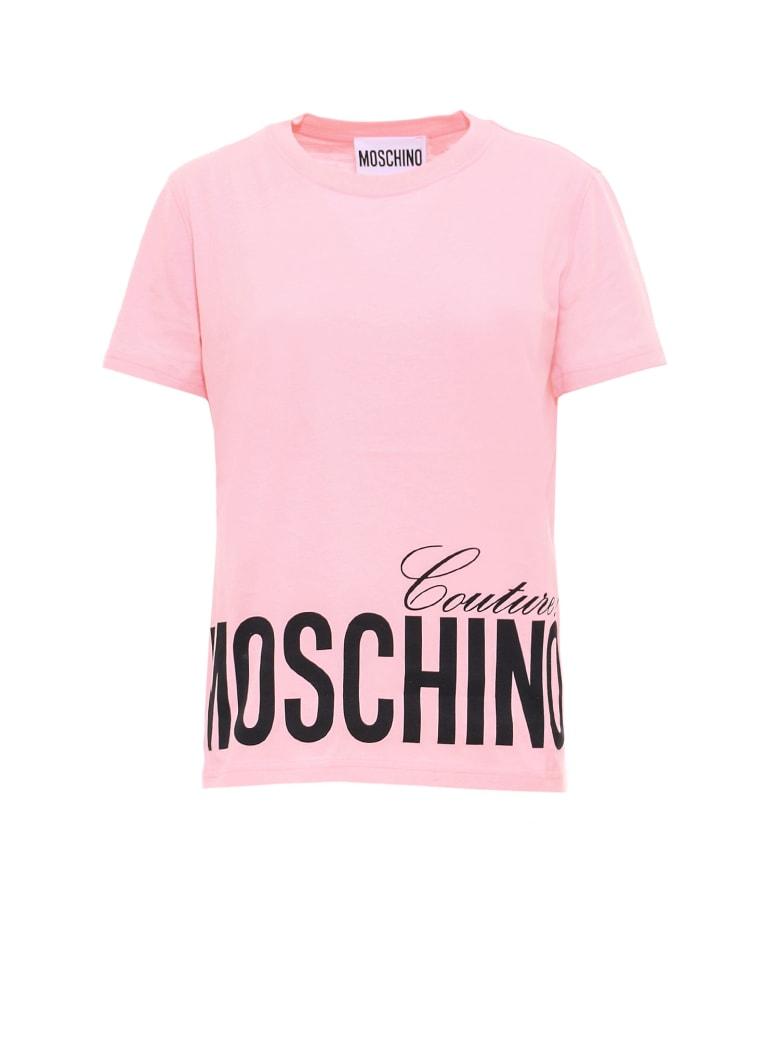 Moschino T-shirt - Pink